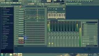 getlinkyoutube.com-FL Studio Muzika Kurdi #1