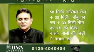 getlinkyoutube.com-Hairfall Special on Arogya Mantra (Epi 11 part 1) - Dr. Chauhan's TV Show on IBN7