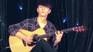 (Payung Teduh) Akad   Sungha Jung (live)