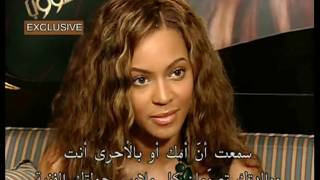 getlinkyoutube.com-Beyoncé Listens to Arabic Music