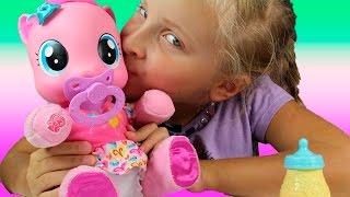 getlinkyoutube.com-My Little Pony. Малышка Pinkie Pie. Моя маленькая говорящая Пони. Talking Pony