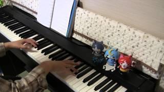 getlinkyoutube.com-妖怪ウォッチ2 60年前の桜町のテーマ ピアノアレンジ