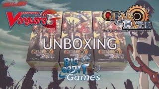 getlinkyoutube.com-Cardfight!! Vanguard G-CB04 Gear of Fate Unboxing