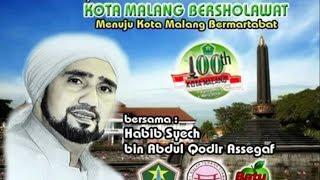 getlinkyoutube.com-Kota Malang Bersholawat Bersama Habib Syech Bin Abdul Qodir Assegaf