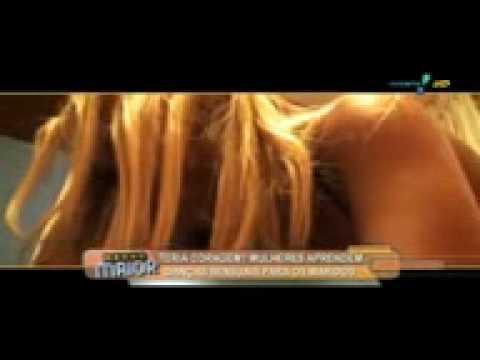 a peladona do bbb  no manhã maior  rede tv