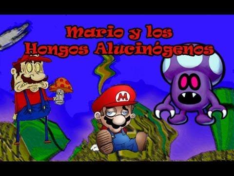 ☼ Mario y los Hongos Alucinógenos - Gameplay ☼