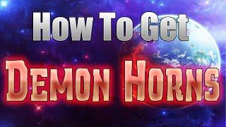 getlinkyoutube.com-Dc Universe Online - How to Get Glowing Demon Horns