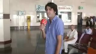 visit lahore air port with kamran sikandar star asia programe people and places