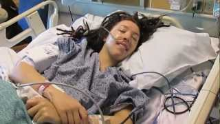 getlinkyoutube.com-the scoliosis diaries #3 day of surgery