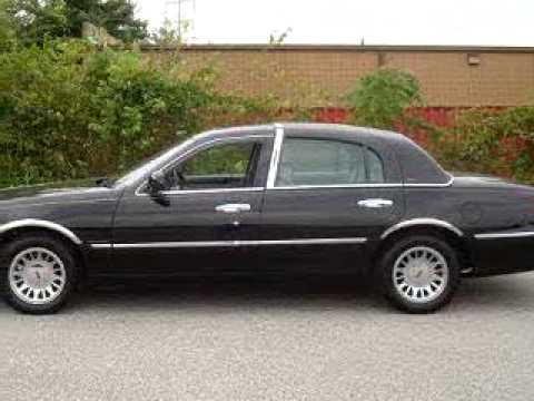 2002 Lincoln Town Car Problems Online Manuals And Repair