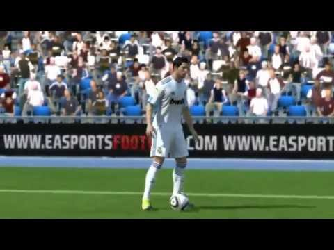 FIFA 11 'New Skills' Tutorial PS3