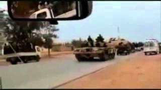 getlinkyoutube.com-جديد معمر القذافي في جبهات القتال مع الجيش