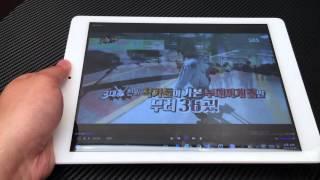 getlinkyoutube.com-코넥티아 9 7 Dual 윈도우10 사용기 (4k)