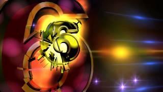 getlinkyoutube.com-4K ULTRA HD Broken Numbers 3D Countdown Animation