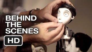 getlinkyoutube.com-Frankenweenie Behind The Scenes - Helping Puppets Act (2012) - Tim Burton Movie HD