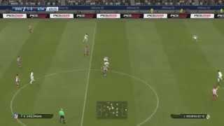 getlinkyoutube.com-PES 2015 (Real Madrid VS AT.Madrid) (Arabic Commentary)
