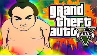 getlinkyoutube.com-GTA 5 - Sumo!