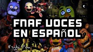 getlinkyoutube.com-FNaF: Voces en Español