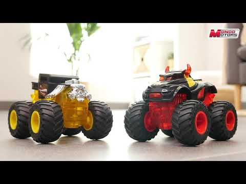 Hot Wheels Monster Trucks Beatz Mode Lights & Sounds - Assorted*