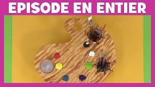 getlinkyoutube.com-Art Attack - Palette Art Attack - Sur Disney Junior - VF