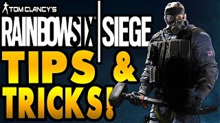 "getlinkyoutube.com-Rainbow Six Siege"" TOP TIPS TO WINNING!"
