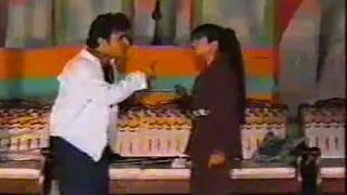 "getlinkyoutube.com-aijaz kolachi stage dance manzoor sakhirani drana ""mohabbat jo pegham"""