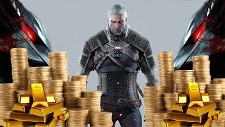 The Witcher 3: Wild Hunt - Unlimited Money (10,000 Coins per minute - Glitch)