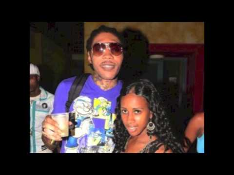 Vybz Kartel Ft Gaza Slim - Stop Gwan Like Yuh Tuff [Raw] Dec 2012