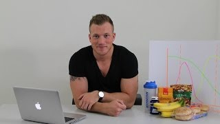 getlinkyoutube.com-Carb Backloading [I] Schmale Schulter Fitness