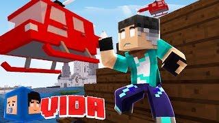 getlinkyoutube.com-Minecraft : RESGATANDO REZENDE DO TSUNAMI !!! #193 (MINECRAFT VIDA )