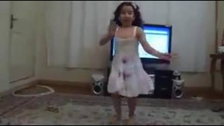getlinkyoutube.com-cute girl dance with balochi music