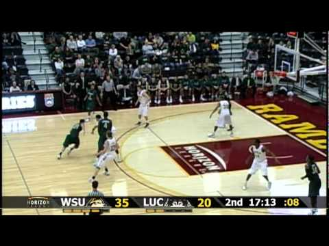 Thumbnail image for 'Video: Loyola vs Wright State Highlights '