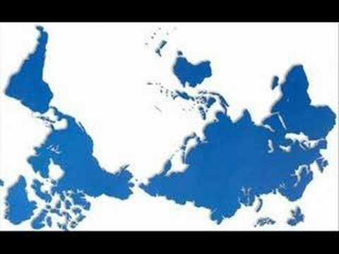 Kebesaran ALLAH - Benua & Peta Dunia