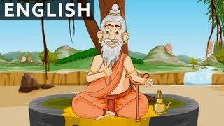 getlinkyoutube.com-Strange Drama - Tales of Tenali Raman - Animated/Cartoon Stories For Kids