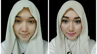 getlinkyoutube.com-Simple Make Up Tutorial - Pure Palette and The ONE by Oriflame