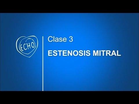 CLASE 3 - Estenosis Mitral