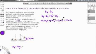 getlinkyoutube.com-Aula 6.5 - Impulso e quantidade de movimento - exercícios