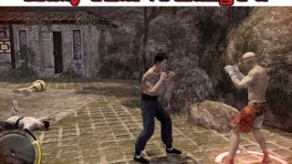 getlinkyoutube.com-Sleeping Dogs : Muay Thai Vs Kung Fu