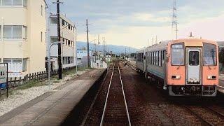 getlinkyoutube.com-FHD【前面展望】JR高山本線 ワンマン862D 富山→猪谷ノーカット