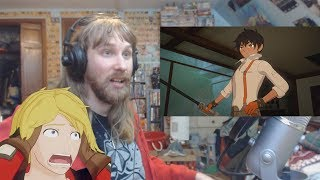 BACKFLIP! | Ryan Reacts to RWBY Volume 5: Chapter 3 - Unforeseen Complications