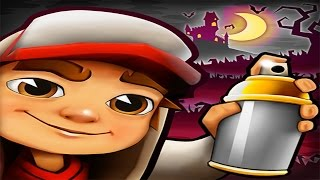 getlinkyoutube.com-Subway Surfers Transylvania Android Gameplay #2