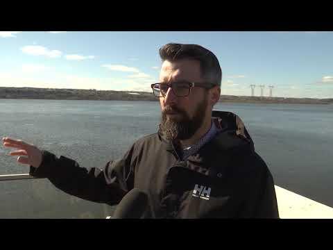 Changement de câbles d'Hydro-Québec