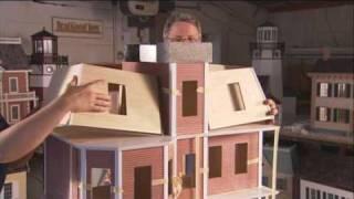 getlinkyoutube.com-Custom Dollhouse