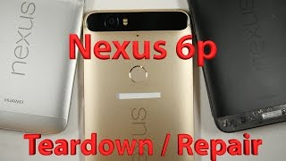 getlinkyoutube.com-Nexus 6p False Advertising - Teardown - Repair Video