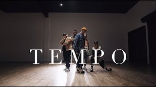 Chris Brown TEMPO | Choreography by Brian Puspos | @brianpuspos @chrisbrown width=