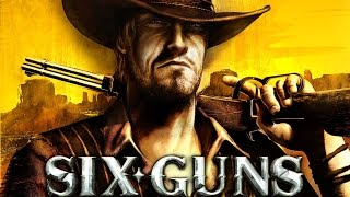 SIX GUNS: CONFRONTO DE GANGUES - Primeiros Minutos [ ANDROID / iOS ] - HD