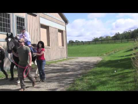 Therapeutic Equestrian Center-My Feet Take Wings