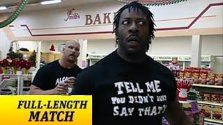 getlinkyoutube.com-WWE SmackDown  - 'Stone Cold' Steve Austin vs. Booker T - Full Match