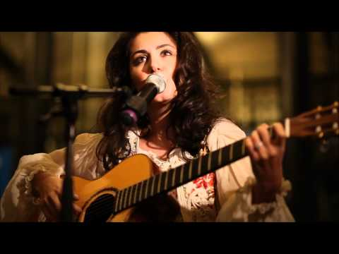 Katie Melua Acoustic Amsterdam opening Megastore Fame at Magna Plaza Nine Million Bicycles HD