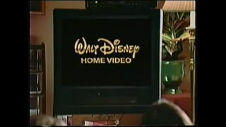 getlinkyoutube.com-4 Different Variations Of The Walt Disney Company VHS Intro